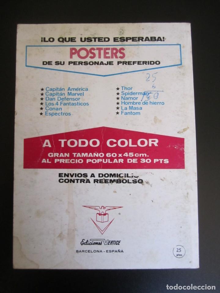 Cómics: THOR (1970, VERTICE) 27 · 1973 · LA GUERRA TOTAL - Foto 2 - 206546405