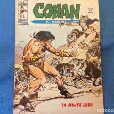 Cómics: CONAN VOLUMEN DOS NUMERO 9. Lote 206757285
