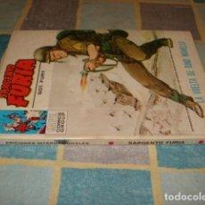 Cómics: SARGENTO FURIA 21, 1973, VERTICE. COLECCIÓN A.T.. Lote 206763576
