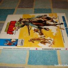 Cómics: SARGENTO FURIA 18, 1973, VERTICE, BUEN ESTADO. COLECCIÓN A.T.. Lote 206763770