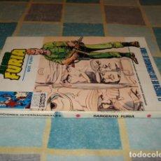 Cómics: SARGENTO FURIA 17, 1972, VERTICE. COLECCIÓN A.T.. Lote 206763960