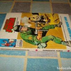 Cómics: SARGENTO FURIA 14, 1973, VERTICE, BUEN ESTADO. COLECCIÓN A.T.. Lote 206764110