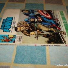Cómics: SARGENTO FURIA 7, 1972, VERTICE. COLECCIÓN A.T.. Lote 206764553