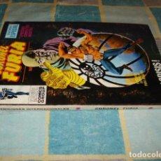 Cómics: CORONEL FURIA 15, 1969, VERTICE, BUEN ESTADO. COLECCIÓN A.T.. Lote 206764977