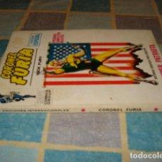 Cómics: CORONEL FURIA 6, 1969, VERTICE, BUEN ESTADO. COLECCIÓN A.T.. Lote 206765170