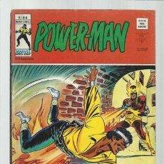 Fumetti: POWER-MAN 9, 1977, VERTICE, BUEN ESTADO. COLECCIÓN A.T.. Lote 206768623