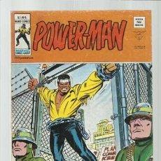 Fumetti: POWER-MAN 6, 1977, VERTICE, BUEN ESTADO. COLECCIÓN A.T.. Lote 206769047