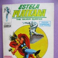 Cómics: ESTELA PLATEADA Nº 4 VERTICE TACO, ¡¡¡¡ BUEN ESTADO!!!!. Lote 206827211