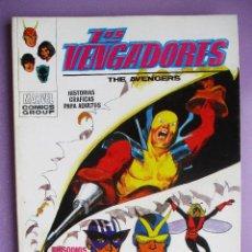 Cómics: LOS VENGADORES Nº 23 VERTICE TACO, ¡¡¡¡BASTANTE BUEN ESTADO!!!!. Lote 206827425