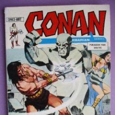Cómics: CONAN Nº 18 VERTICE TACO, ¡¡¡¡ BUEN ESTADO!!!! VER FOTOS. Lote 206828947