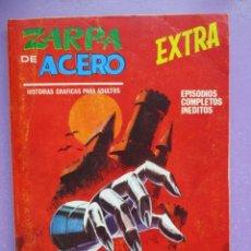 Cómics: ZARPA DE ACERO Nº 28 VERTICE TACO, ¡¡¡¡ BUEN ESTADO!!!!. Lote 206830573