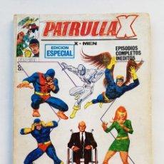 Cómics: VERTICE VOL.1 PATRULLA X - Nº 32 - SOMOS LA PATRULLA X - EDICION ESPECIAL - PAGINAS 128 TACO MARVEL. Lote 206874412