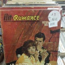 Cómics: VERTICE GRAPA HIT - ROMANCE NUMERO 13 NORMAL ESTADO. Lote 206902020