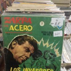 Cómics: VERTICE GRAPA ZARPA DE ACERO NUMERO 6 BUEN ESTADO. Lote 206902402