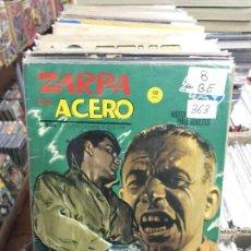 Cómics: VERTICE GRAPA ZARPA DE ACERO NUMERO 8 BUEN ESTADO. Lote 206902540
