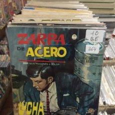 Cómics: VERTICE GRAPA ZARPA DE ACERO NUMERO 10 BUEN ESTADO. Lote 206902575