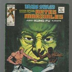 Comics: RELATOS SALVAJES, ARTES MARCIALES 35, 1976, VERTICE, BUEN ESTADO. COLECCIÓN A.T.. Lote 206975628