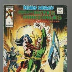 Cómics: RELATOS SALVAJES, ARTES MARCIALES 28, 1977, VERTICE, BUEN ESTADO. COLECCIÓN A.T.. Lote 206975792