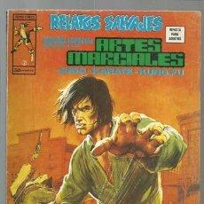 Cómics: RELATOS SALVAJES, ARTES MARCIALES 2, 1975, VERTICE, BUEN ESTADO. COLECCIÓN A.T.. Lote 206978338