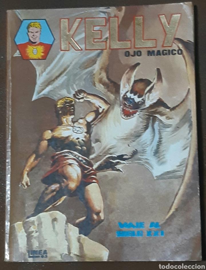 TEBEOS-CÓMICS CANDY - KELLY OJO MAGICO TOMO 1 - SURCO - XX99 (Tebeos y Comics - Vértice - Surco / Mundi-Comic)