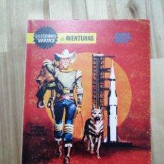 Cómics: SELECCIONES VERTICE VAGABUNDO JAMES PILOTO ESPACIAL N° 89, AÑO 1972. Lote 207032340