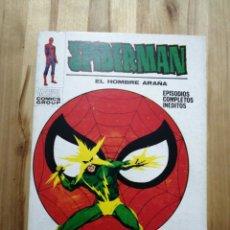 Cómics: SPIDERMAN N° 35 ELECTRO, VERTICE TACO V 1, AÑO 1972. Lote 207033322