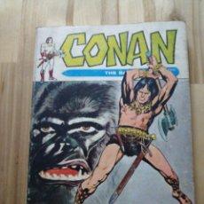 Cómics: CONAN N°6 VERTICE V 1,TACO. LOS ESPOLONES DE THAK, AÑO 1973. Lote 207034951