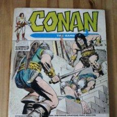 Cómics: CONAN V 1 VERTICE TACO N° 12 ESPADAS EN LA NOCHE. Lote 207035796