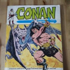 Cómics: CONAN VERTICE TACO V1, N° 15, DOS CONTRA TURAN.. Lote 207036621