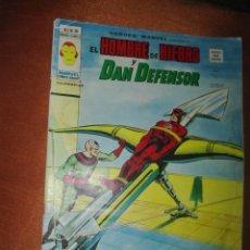 Cómics: HEROES MARVEL VOLUMEN 2 NUMERO 38: HOMBRE DE HIERRO Y DAN DEFENSOR. BUEN ESTADO. Lote 207042402