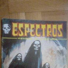 Cómics: ESPECTROS Nº 24 VERTICE 1973 ACECHAR A UN VAMPIRO. Lote 207085485