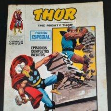 Cómics: THOR (1970, VERTICE) 7 · 1970 · LA COLERA DE REPLICUS. Lote 223987368