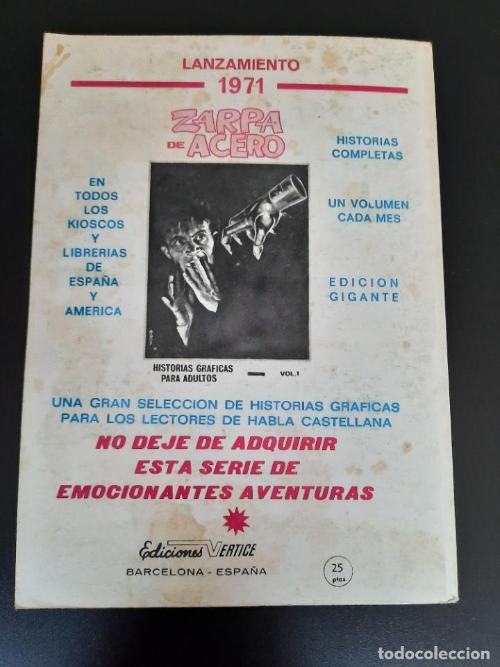 Cómics: THOR (1970, VERTICE) 7 · 1970 · LA COLERA DE REPLICUS - Foto 2 - 223987368
