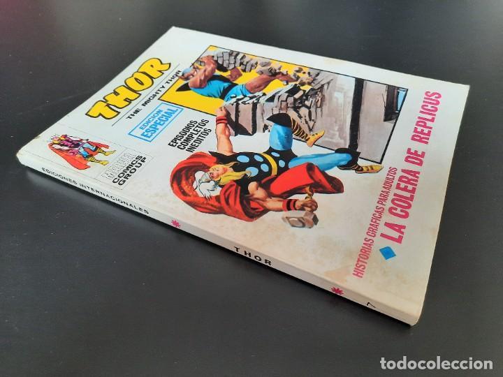 Cómics: THOR (1970, VERTICE) 7 · 1970 · LA COLERA DE REPLICUS - Foto 3 - 223987368