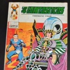 Cómics: 4 FANTASTICOS, LOS (1969, VERTICE) -V.1- 41 · 1973 · LA MARCA DEL LOCO. Lote 207467552