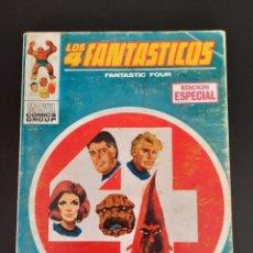 Cómics: 4 FANTASTICOS, LOS (1969, VERTICE) -V.1- 11 · 1970 · SE PRESENTA EL ABORRECEDOR. Lote 207469287