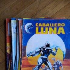 Cómics: EL CABALLERO LUNA COLECCIÓN COMPLETA 10 UDS. SURCO - VÉRTICE. Lote 207492053