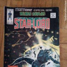 Cómics: RELATOS SALVAJES V.1 NÚM 61. STAR-LORD. VÉRTICE. Lote 207553448