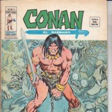 Cómics: COMIC COLECCION CONAN EL BARBARO VOL. 2 Nº 13. Lote 207580648
