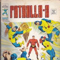 Cómics: COMIC COLECCION PATRULLA X VOL.3 Nº 4. Lote 207581311