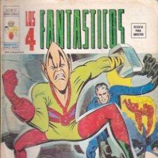 Cómics: COMIC COLECCION LOS 4 FANTASTICOS V. 2 Nº 27. Lote 207584253