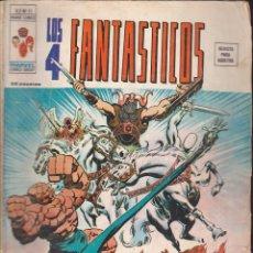 Cómics: COMIC COLECCION LOS 4 FANTASTICOS V. 2 Nº 21. Lote 207584356