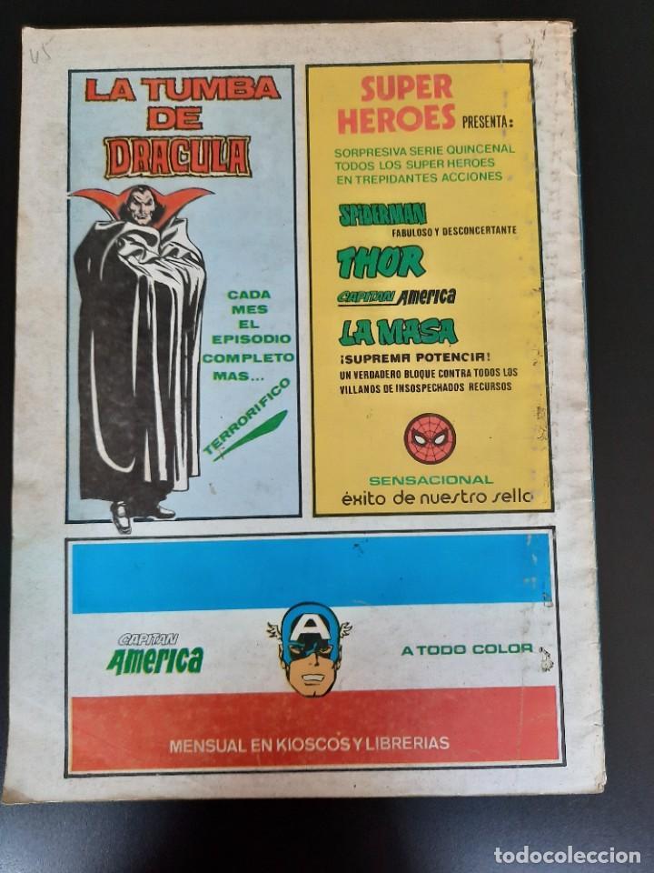 Cómics: DRACULA (1980, VERTICE) -LA TUMBA- 3 · V-1980 · ALMA DE ARTISTA - Foto 2 - 207625815