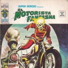 Cómics: COMIC COLECCION SUPER HEROES MOTORISTA FANTASMA VOL-2 Nº 18. Lote 207635617