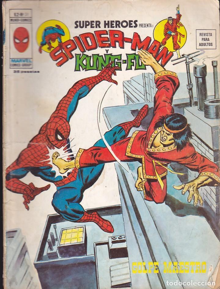 COMIC COLECCION SUPER HEROES VOL-2 Nº 31 (Tebeos y Comics - Vértice - Super Héroes)