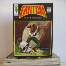 Cómics: FANTOM VERTICE VOLUMEN 2 ¡¡¡¡MUY BUEN ESTADO!!!! COLECCION COMPLETA. Lote 207663483