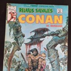 Cómics: RELATOS SALVAJES (1974, VERTICE) 79 · 15-V-1980 · LA LEGIÓN DE LOS MUERTOS. Lote 207734872