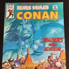 Cómics: RELATOS SALVAJES (1974, VERTICE) 76 · 30-III-1980 · HALCONES SOBRE SHEM. Lote 207738985