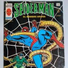 Cómics: SPIDERMAN (1975, VERTICE) -V 3- 56 · VII-1980 · ¿QUIEN ES CABEZAPLANA?. Lote 207798556
