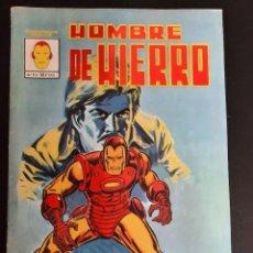 Cómics: IRON MAN (1981, VERTICE) -HOMBRE DE HIERRO- 1 · X-1981 · EL PRINCIPE DEL MAR. Lote 230220205